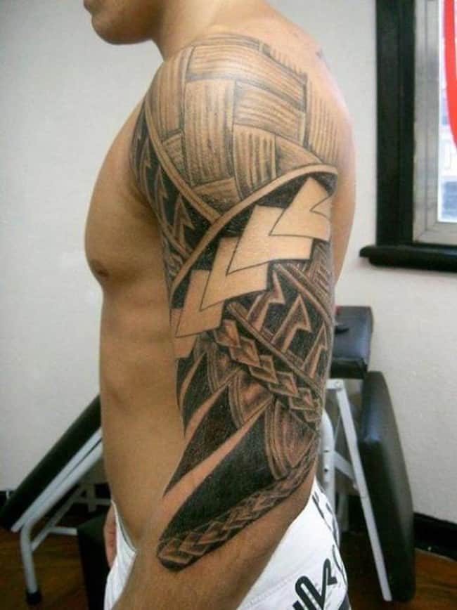 islader-maori-tribal tattoo-sick