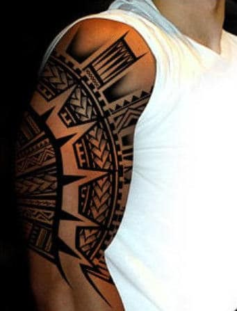 samoan-tribal tattoo