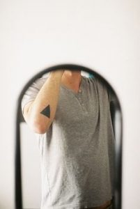 Triangle Tattoo Meaning 5