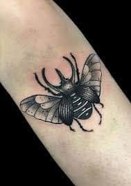 Beetle Tattoo 17