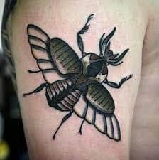 Beetle Tattoo 20
