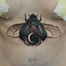 Beetle Tattoo 3