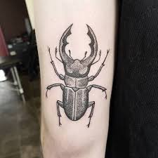 Beetle Tattoo 4