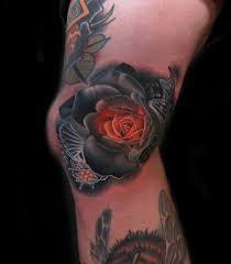 Dying Rose Tattoo 1