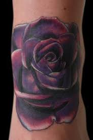 Dying Rose Tattoo 4
