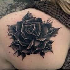 Dying Rose Tattoo 5