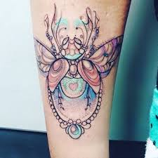 Insect Tattoo Meaning 23