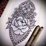 Узоры эскизы татуировок – красивые рисунки для формирования идеи тату
