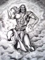 Как нарисовать бога велеса карандашом – Как нарисовать Бога карандашом поэтапно