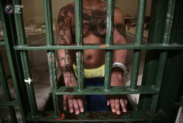 покер в тюрьме