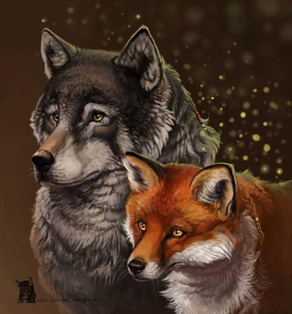 Картинки волк с крыльями – (994 )