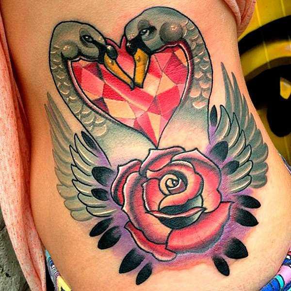 Тату девушки на кисти: фото татуировок